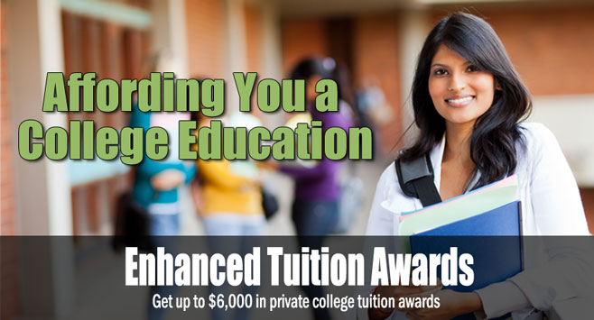 enhanced tuition awards